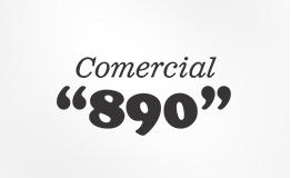 Comercial 890